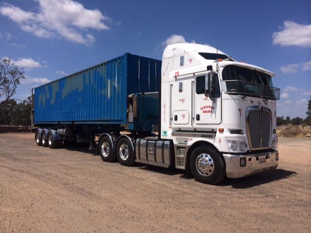 Seaspray Haulage Truck